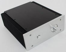 2016 New amplifier chassis /home audio amplifier case (size 262*223*92mm)