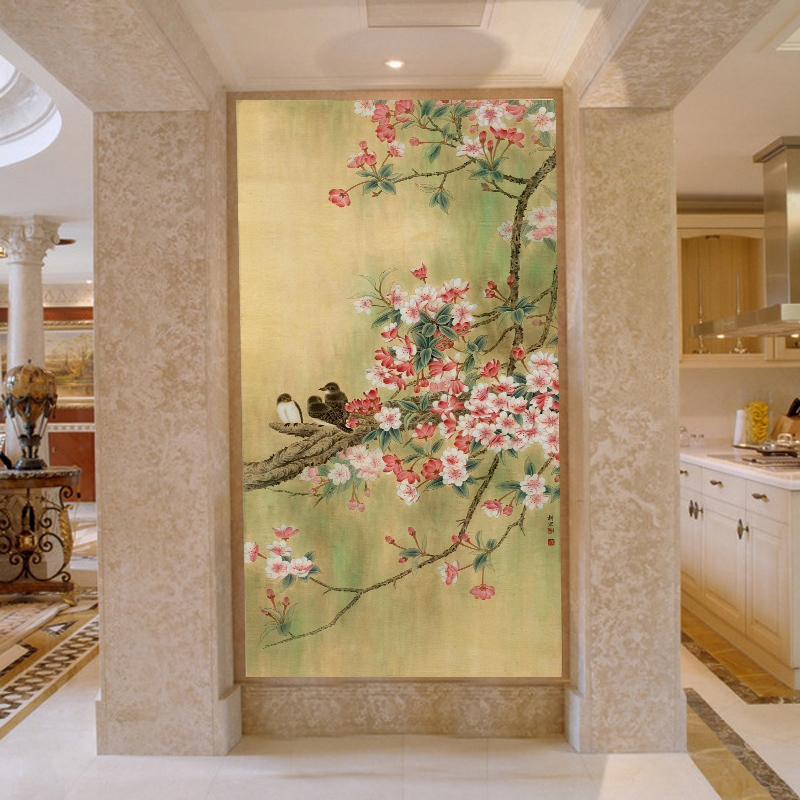 popular chinese wallpaper murals-buy cheap chinese wallpaper