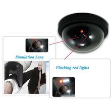 Fake Camera Wireless Simulated Video Home Surveillance indoor/outdoor Dummy Led Dome camera Security