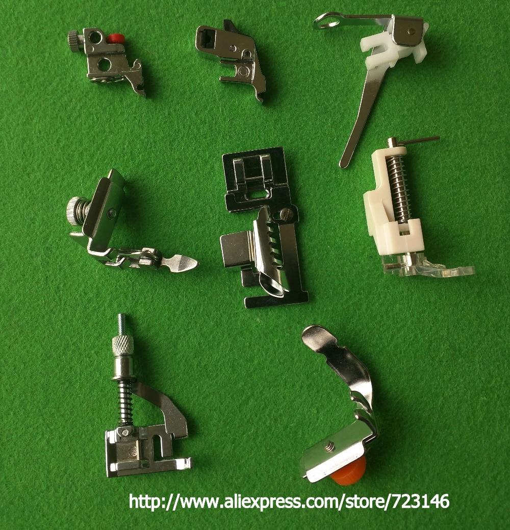 Buy 65pcs Presser Foot Feet Boobin Needle Domestic Necchi 4795 Sewing Machine Threading Diagram Set Pfaff 130 1371p 139 204 205 206 207 208 209 From