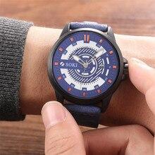 Relogio Masculino кварцевые пару мода нейлоновый ремешок аналоговые кварцевые Круглый наручные часы Reloj Hombre цифровой Для мужчин часы