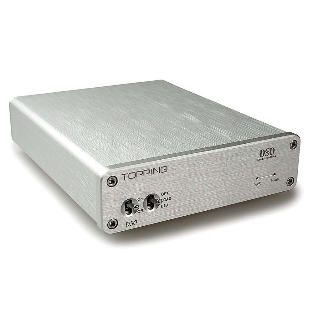 Topping D30 Desktop Hifi Digital DSD Audio Decoder XMOS USB DAC Coaxial Optical Fiber CS4398 24Bit 192KHz amplifier AMP bella aurora антивозрастной укрепляющий крем для лица spf 15 50 мл