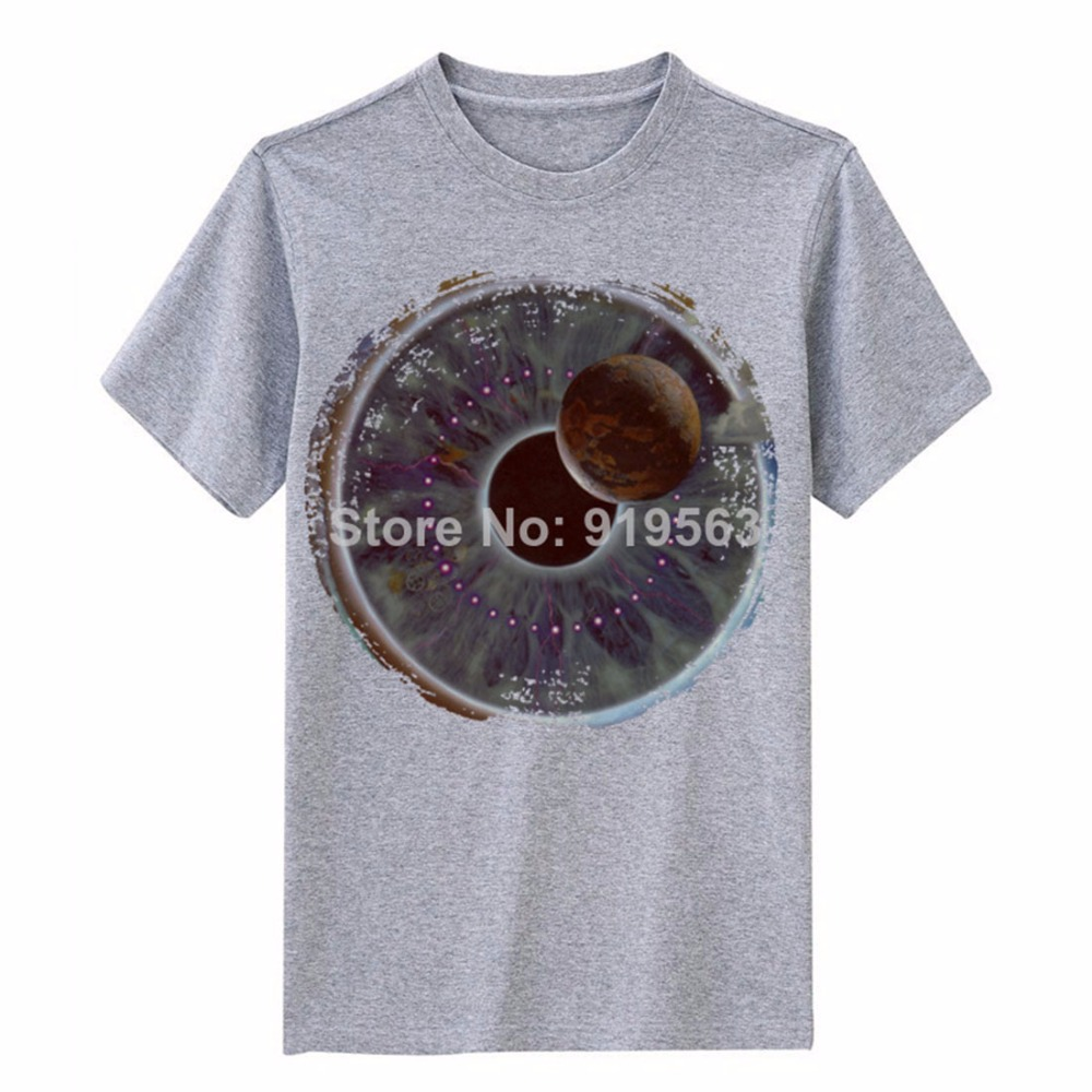 Pink Floyd Pulse morning and evening tides poster printing t shirt high quality soft comfortable modal cotton tee