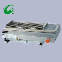 High Quality Protable Bbq  No smker Gas BBQ grill machine