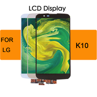 NEW For LG K10 LTE LCD 1280x720 Display Display K410 K420N K428 K430 K430DS K430DSF +Free tool