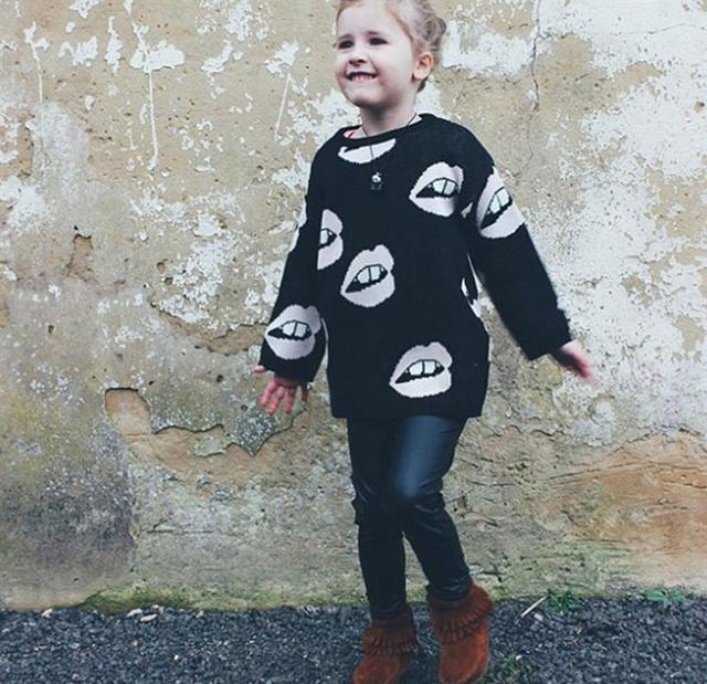 2017 Bobo Choses Girls Boys Sweaters Cotton 18m-5y Baby Clothes Kids Winter Autumn Outfits Cardigan Nununu Clothing