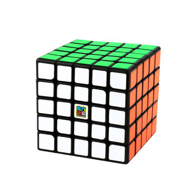 New MoYu cubing classroom meilong 5x5x5 magic speed cube stickerless professional Puzzle Cubes educational toys for childrenPuzzles & Games