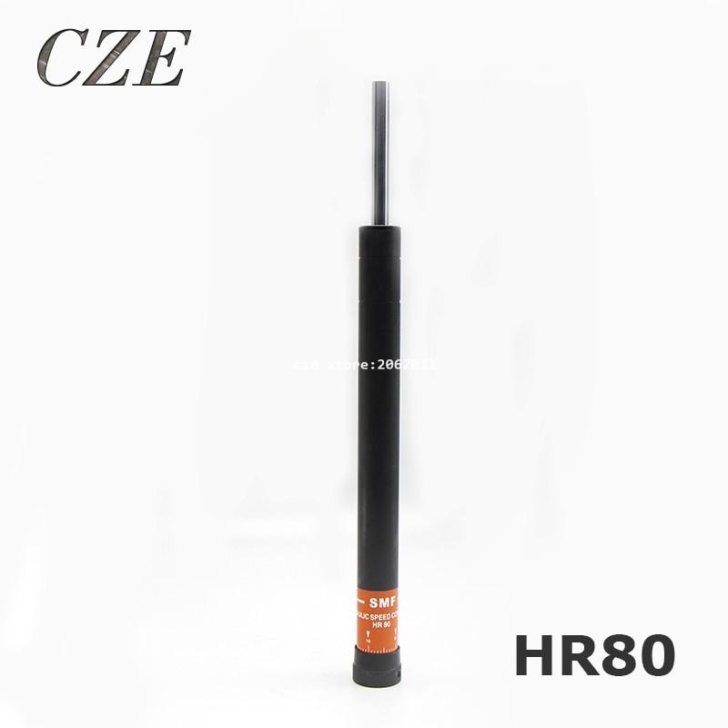 Shock Absorber Adjustable Oil Pressure Buffer HR80/SR80 Hydraulic Stable shock absorber ad2580 absorber buffer bumper free shipping