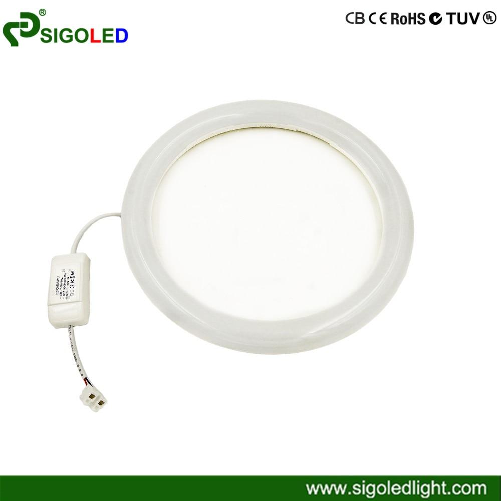 Led Circle Light Bulb