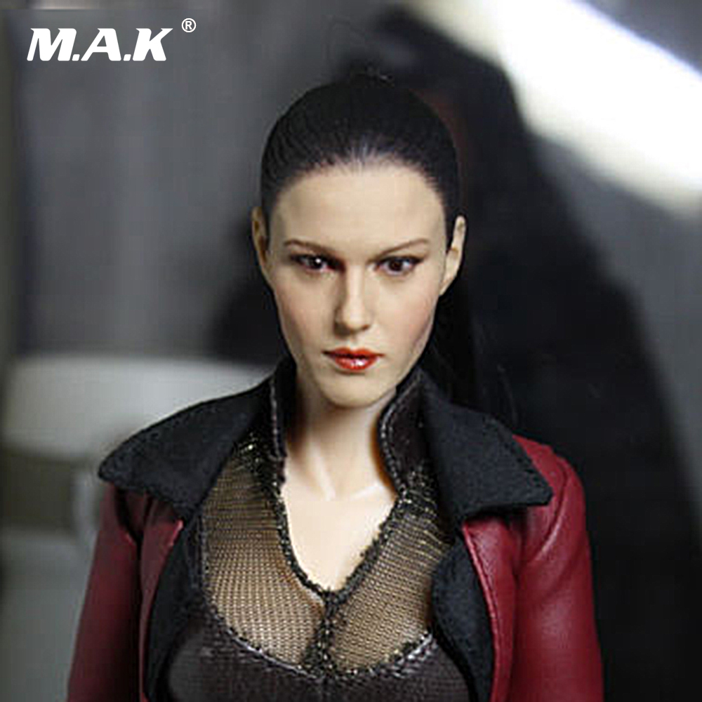 1/6 Scale Female Head Sculpt Beauty Headplay For 12 TTL Verycool Jiaodoll Figure Body Doll Toys