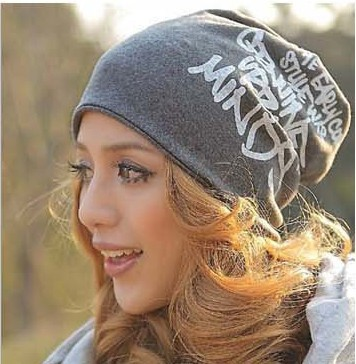 2014 free shipping New Unisex Women Men Slouch Winter Knit Hip-hop Cap Beanie Hat Ski Crochet Colors Pick pentacle star warm skull beanie hip hop knit cap ski crochet cuff winter hat for women men new sale