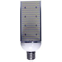 LED corn light 30w 50w 60w 80w led street road light source E27 E40 SMD5736 LED horizontal cross plug industrial light 110v 220V