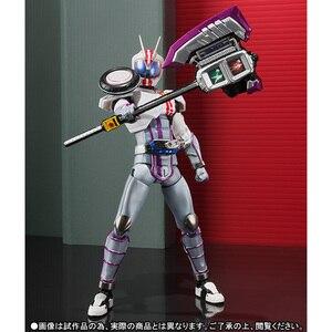 "Image 2 - Anime ""Kamen Rider Drive"" Originele Bandai Tamashii Naties S.H. Figuarts/Shf Exclusieve Action Figure   Kamen Rider Chaser Mach"