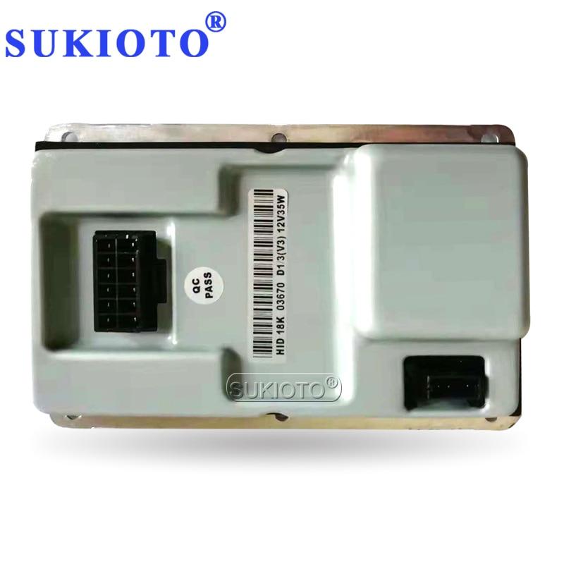 SUKIOTO xenon D1S D3S ballast 35W Computer control Unit hid ballast for Renault BMW AUDI VOLVO