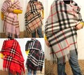 Free Shipping Winter Women's Cashmere Shawl Scarf Thick Warm Wrap   SW26