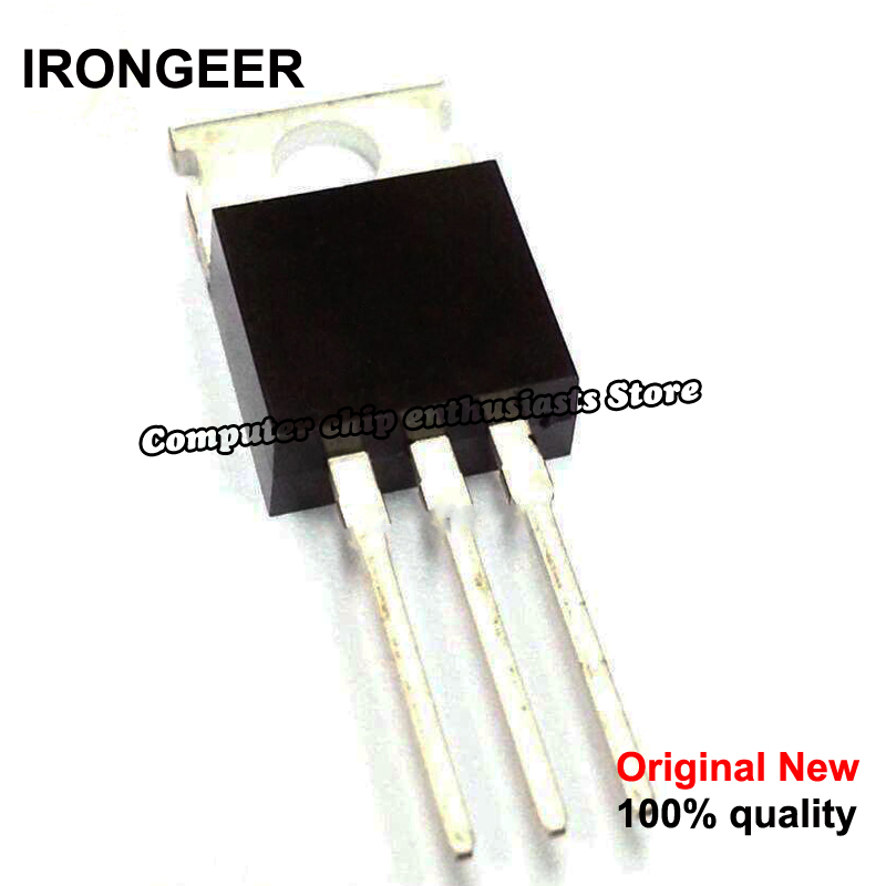 10pcs  IRF740 IRF740PBF MOSFET N-Chan 400V 10 Amp TO-220 New Original