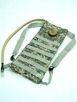 Molle torba 3L Hydration Plecak Wody wody Cyfrowy ACU Camo Woodland Camo Wielu Camo OD CB BK