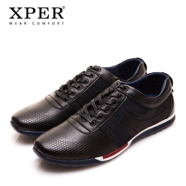 XPER Новинка весны 2017 года Мужская обувь модные повседневные мужские ботинки Спортивная прогулочная обувь # YMD86683BU