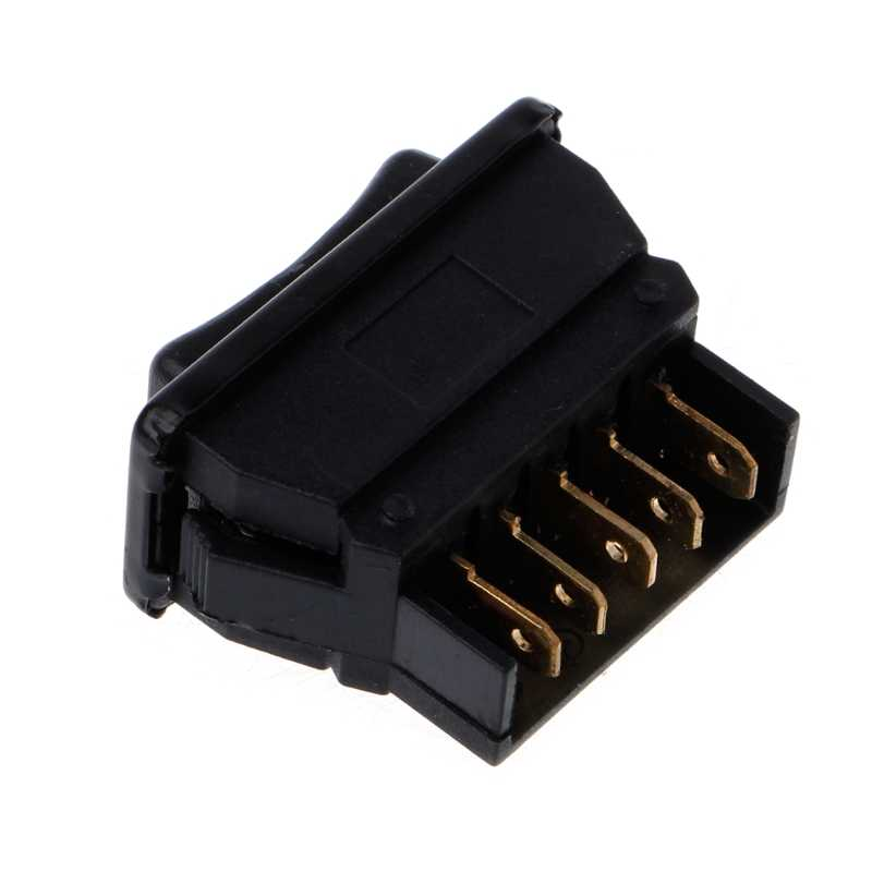 Universal Direct Current 12V 20A สวิทช์ไฟรถยนต์ 5 Pins สำหรับรถอุปกรณ์เสริม