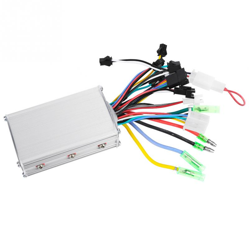 Pantalla LED Controlador Bicicleta,Controlador de Motor 24V 250W//350W 250W//350W Panel de Pantalla LED Impermeable Kit de Controlador sin escobillas de Bicicleta el/éctrica Scooter