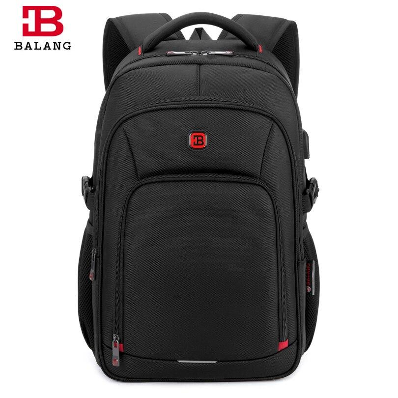 Mężczyźni plecaki plecak kobiet plecak podróży mężczyzna plecak dla 15.6 cal laptopa na co dzień torby szkolne z portu USB do ładowania w Plecaki od Bagaże i torby na  Grupa 1
