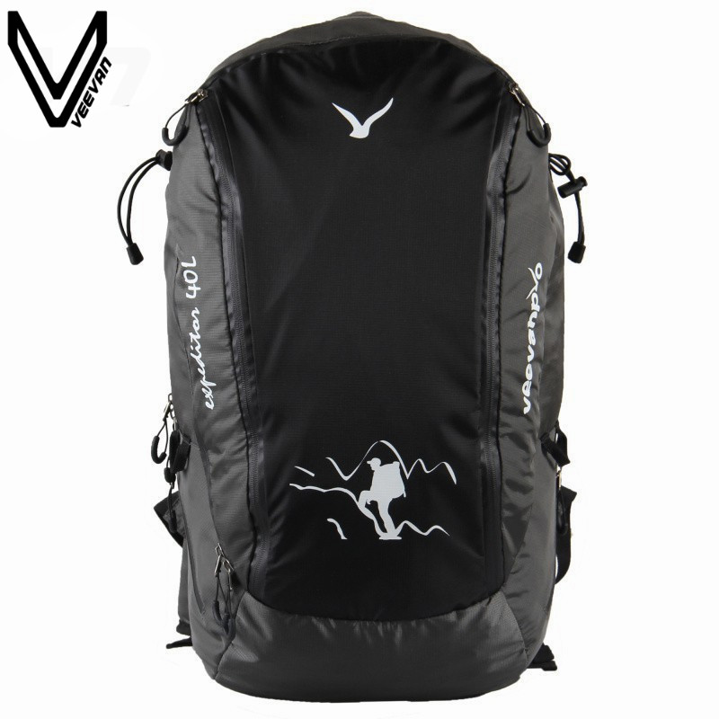 VEEVANV New Fashion Riding Black Backpack Jaunt Bags Walking Backpacks Person On Foot Pedestrian Top Quality Equipment