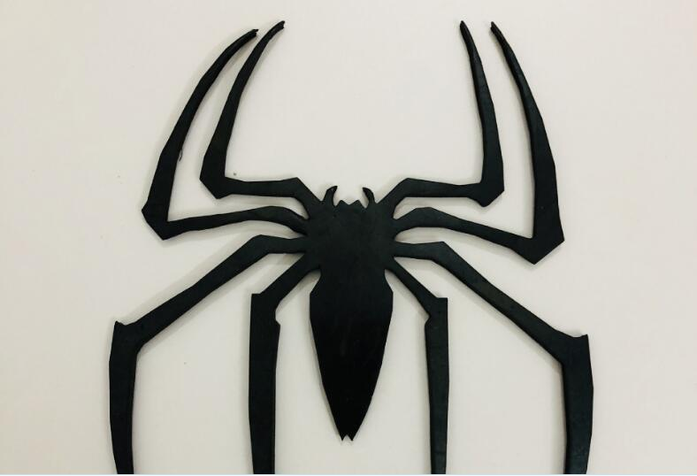 3d Rubber Spiderman Logo For The Amazing Spiderman 2 Costume 3d