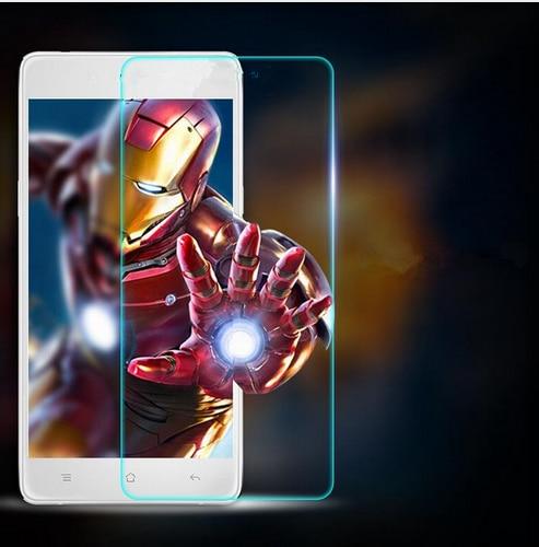 HOMTOM HT17 Tempered Kaca Kualitas Tinggi Asli Pelindung Layar Kaca - Aksesori dan suku cadang ponsel - Foto 2