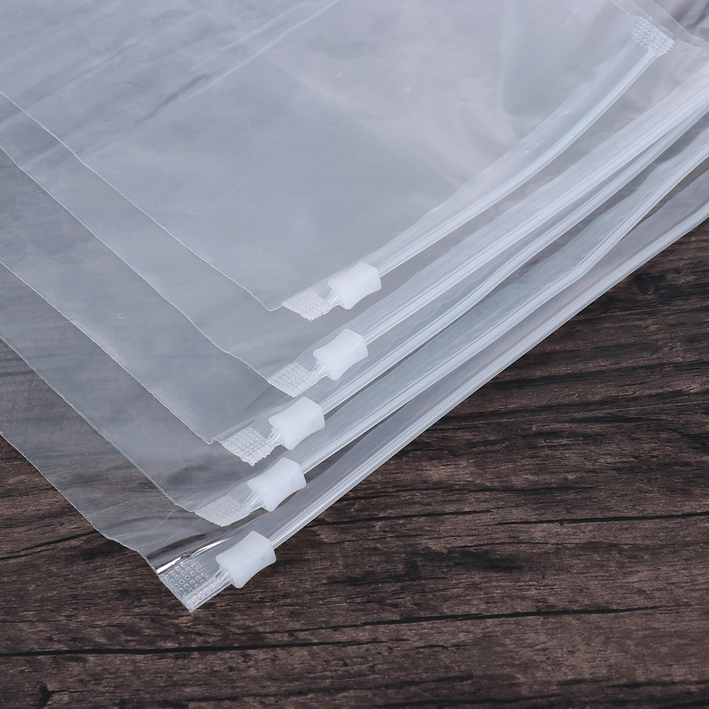 ISKYBOB 5PCS/Lot Clear Transparent Plastic Package Bag