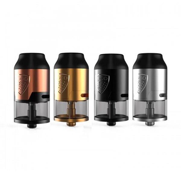 (ツ)  ¯Nuovo arrivo VGOD Elite RDTA serbatoio 24mm Ricostruibile Dripping  Atomizzatore 4 ml per vgod elite pro mech mod VS TRICKTANK PRO R2 RDTA -  a215 03734d21981f