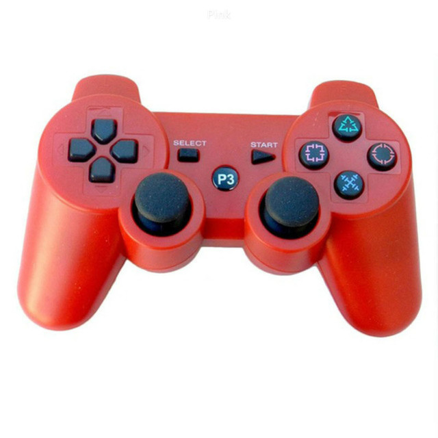 Bluetooth Controller For SONY PS3 Gamepad Manette For Sony Play Station 3 Joystick Wireless Gamepad SIXAXIS Dual Vibration
