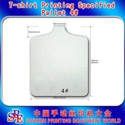 T-shirt Pallet Bedplate Screen Printing Plate Shirtboard t shirt trussardi collection t shirt