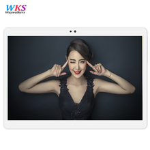 Waywalkers H109 10.1 pulgadas tablet pc Quad Core tabletas Android5.1 2 GB RAM 32 GB ROM Dual SIM Bluetooth móvil 1282*800 MT6580