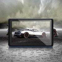 Vehemo 5 Polegada Prático Do GPS Do Carro de Navegação GPS de Navegação Turn-By-Turn Direções Do Sistema para a Vida Motorista Alertas o Cartão Do TF