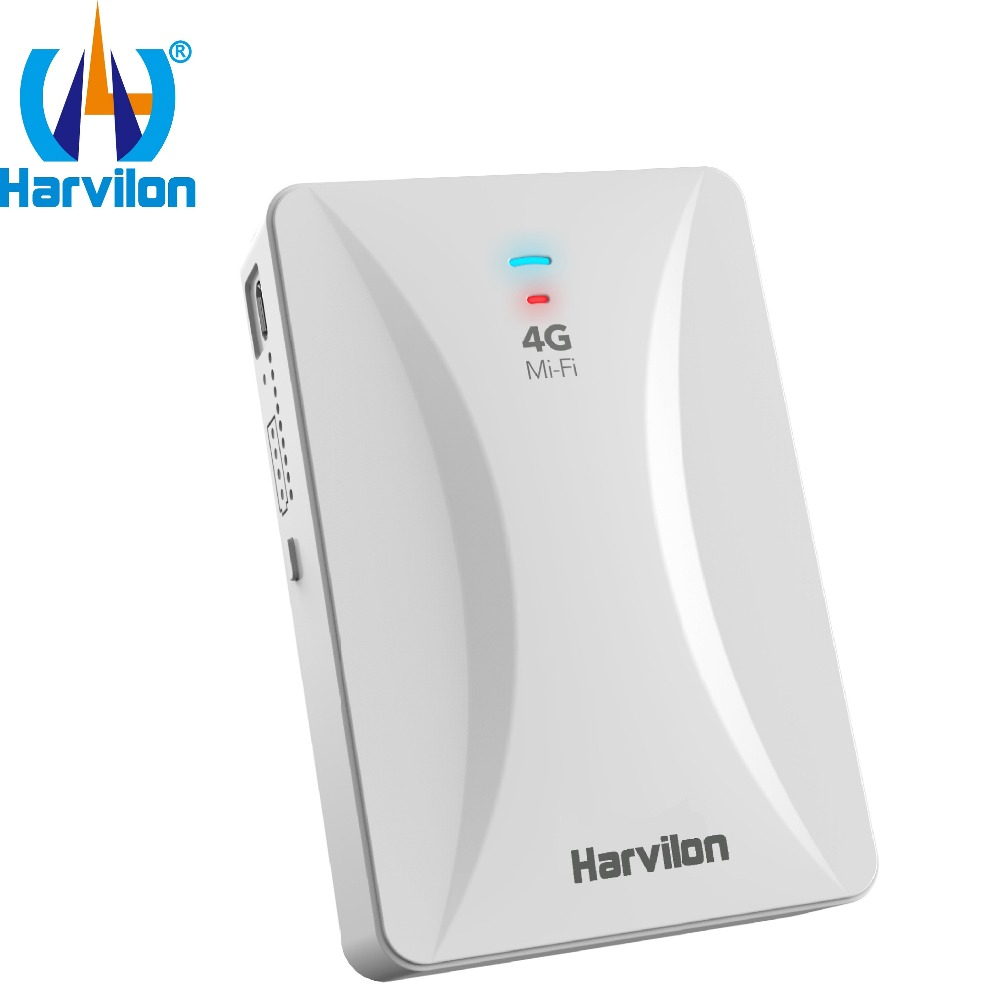 1 LAN Ports 3G 4G LTE Pocket Wifi Router Portable Hotspot With ...