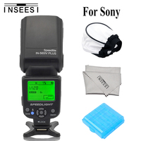 INSEESI IN560IV PLUS Camera Flash Speedlite For Canon Nikon Pentax Sony A58 A6000 A3000 A7s A7 A6300 A7r A7r II DSLR Camera