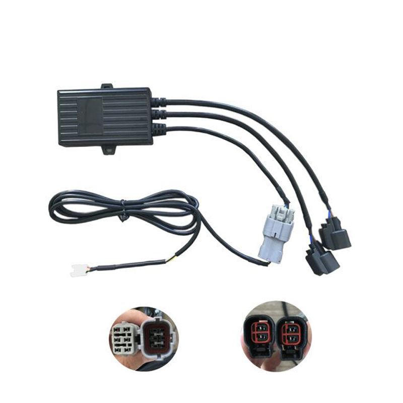 Universal PLC induction open car trunk system lift automatic open auto tail box Intelligent induction kick plc srt2 od04