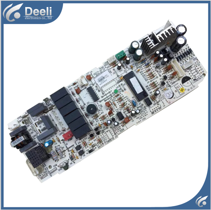 95% new good working for Gree air conditioner cassette motherboard pc board Z71351H 30227028 GRZ71-A4 on sale good working 95% new original used for daikin inverter air conditioner power filter board vrv3 rhxyq16py1 fn354 h 1 board