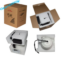 4inch 1.3 Megapixel 960P 4x optical zoom LED ARRAY IP ONVIF Weatherproof 355 degree PTZ Outdoor Network CCTV  IP Dome Camera