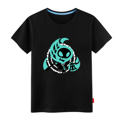 2017 New S-3xl Plus Size Game Lol Thresh/kindred/kog'maw T-shirt In Stock Summer Cotton Top Tee In Stock Free Shipping Do You Want To Buy Some Chinese Native Produce?