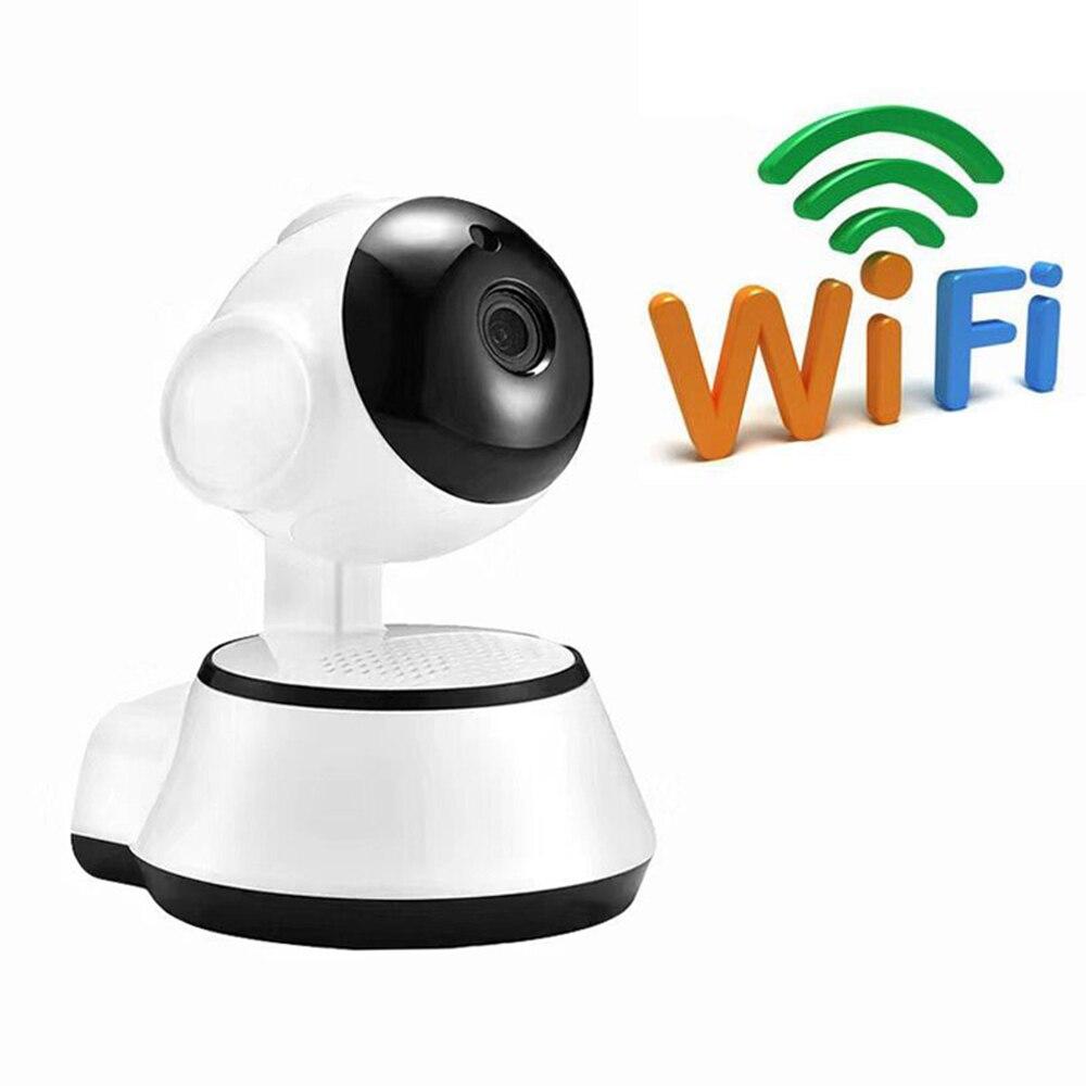 HD 720P Home Security IP Camera Wireless Smart WiFi Camera WI-FI Audio Record Surveillance Baby Monitor HD Mini CCTV Camera V380