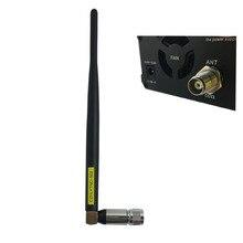 Fm-передатчик короткая антенна TNC для CZE-7C CZE-05B 0,5 Вт 1 Вт 7 Вт передатчик