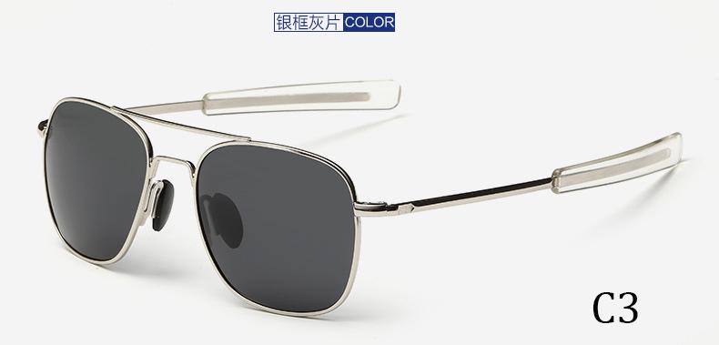Polarized Rectangular Sunglasses SunGlasses 13
