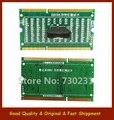 Бесплатная Доставка 1 Шт. DDR3 памяти, слот тестер карта с СВЕТОДИОДНЫЕ для ноутбуков материнская плата Ноутбука