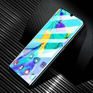 Image 4 - Закаленное стекло для Huawei P30 Pro, защита экрана с полным покрытием, защита от синего света, пленка для Huawei P30 lite Pro, стекло
