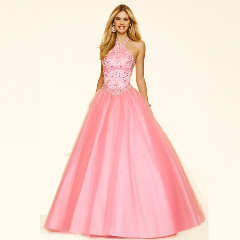 Light Pink Ball Gowns Promotion-Shop for Promotional Light Pink ...