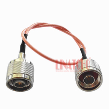 30CM RG316 teflon coaxial cable N male to N male antenna pigtail cable