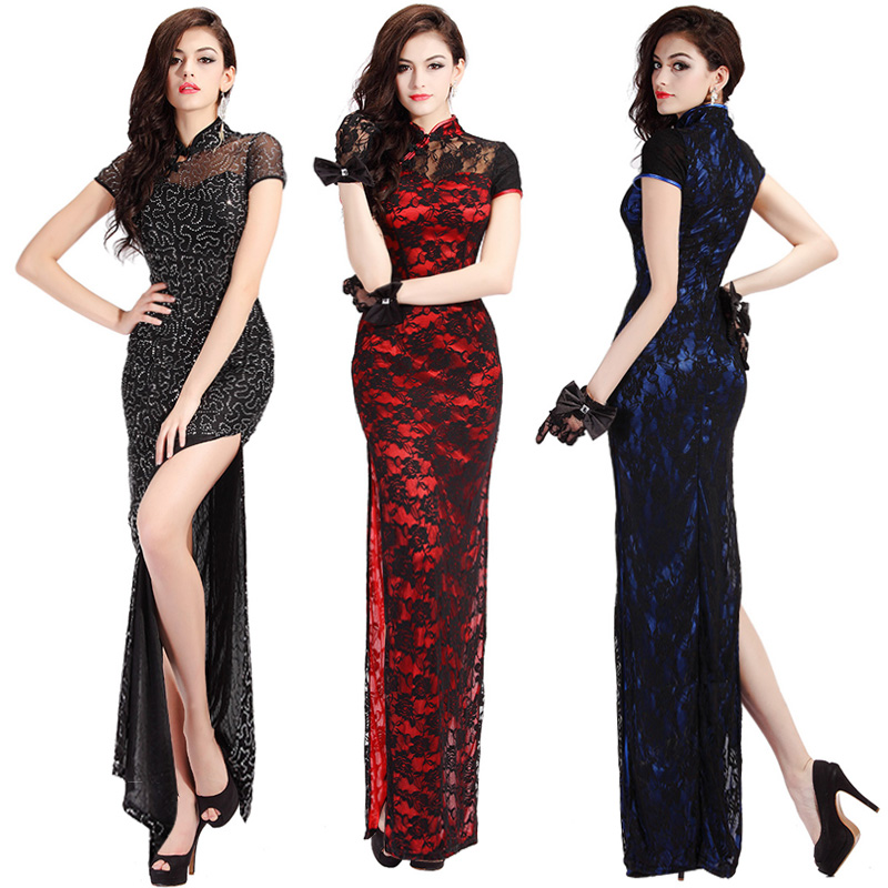 Popular Chinese Formal Dress-Buy Cheap Chinese Formal Dress lots ...