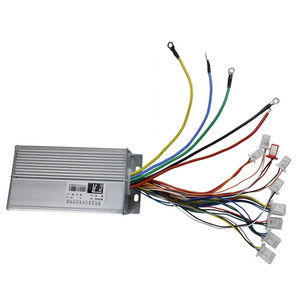 Image 2 - High Performance 1800W 48V Brushless DC Motor Speed Controller For Electric ATV Go Kart Scooter Pitbike