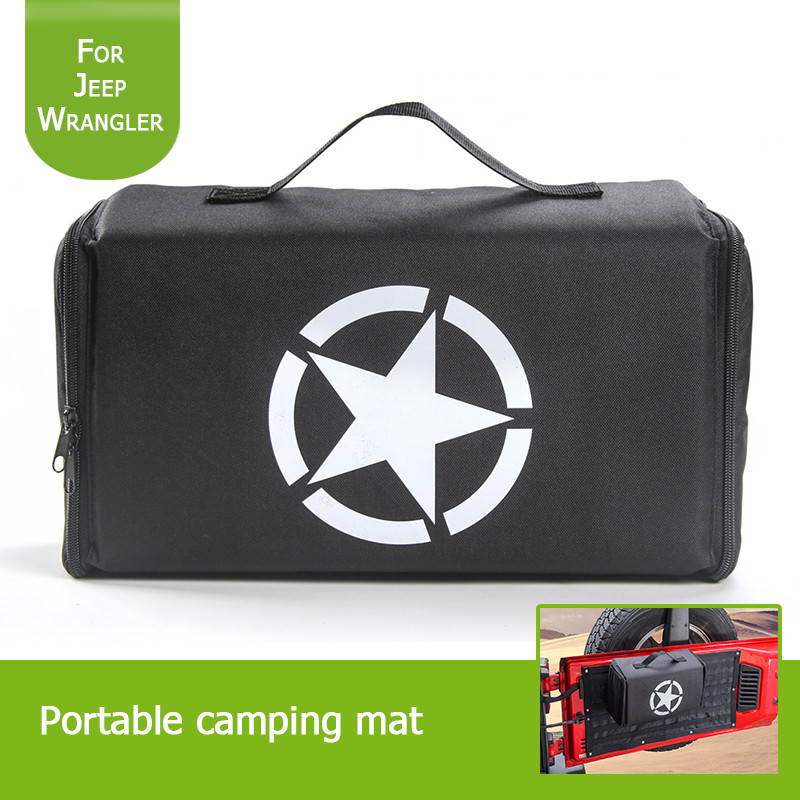 Folding Picnic Blanket Car Camping Festival Beach Outdoor